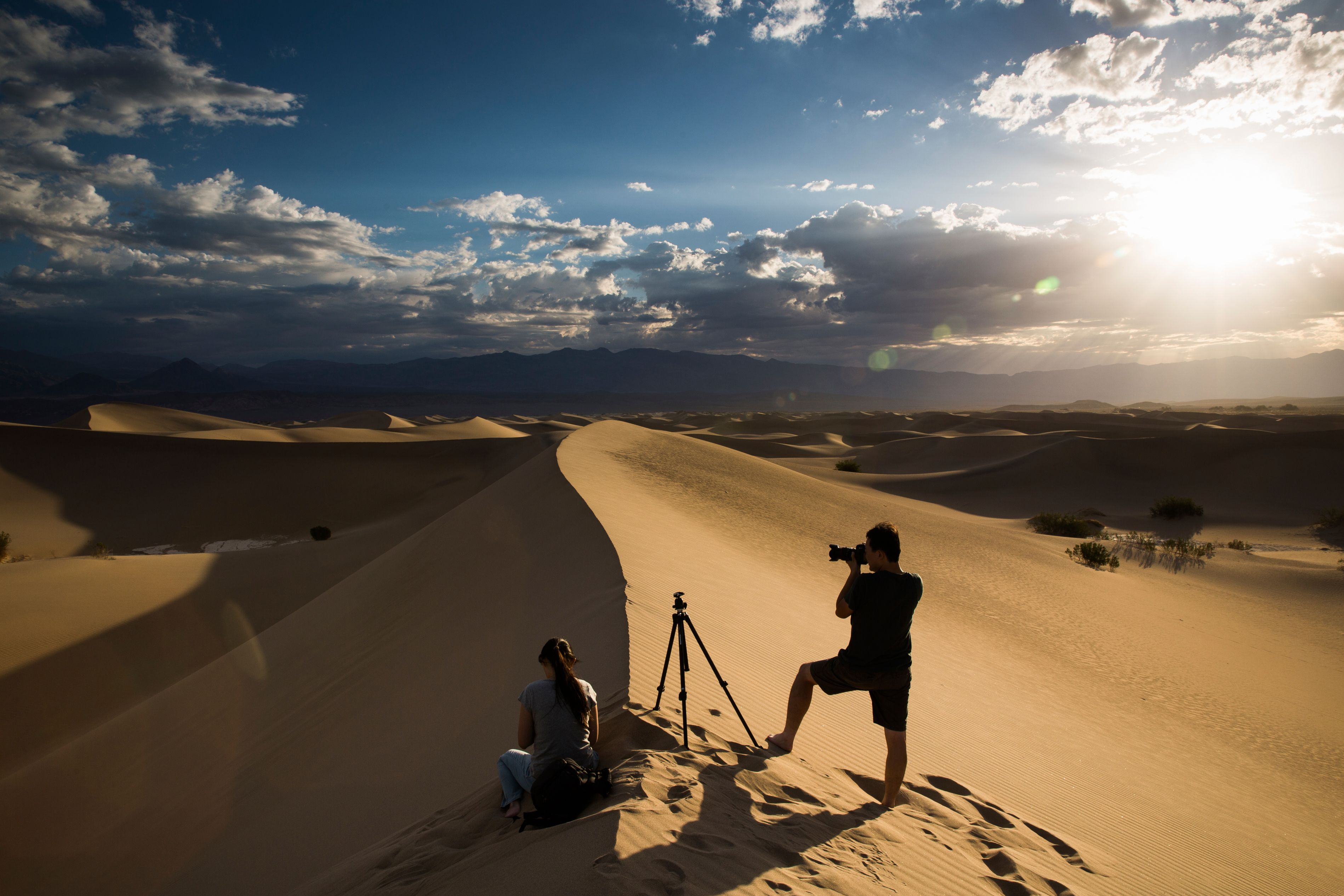 Discovering Death Valley