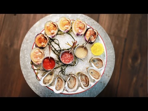 West Hollywood's Scrumptious Seafood