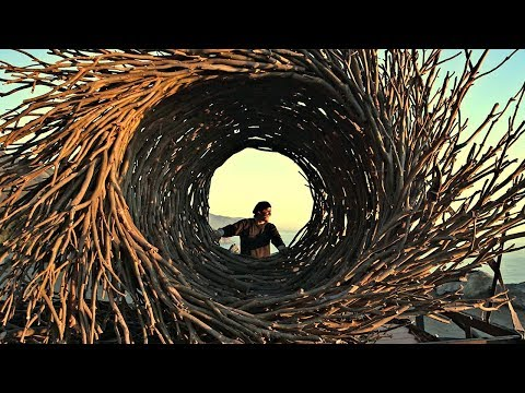 Big Sur Dreamer Jayson Fann Blends Art and Architecture to Create Human Sized Nests