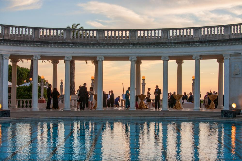 Hearst Castle is Throwing an Exclusive Pool Party