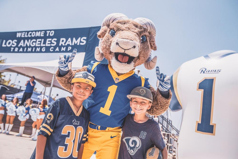 How to Attend Free NFL Training Camps in California