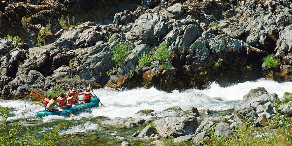 9 California River Rafting Adventures