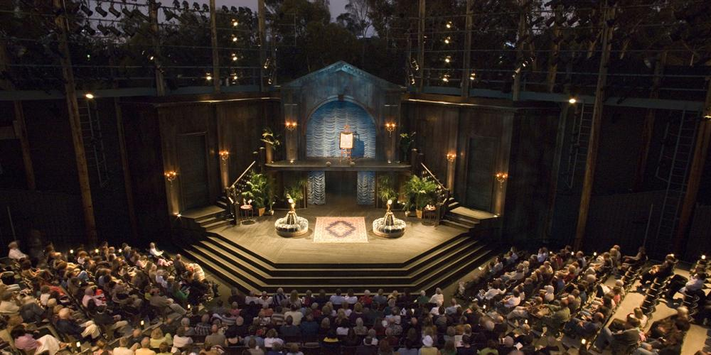 Live Shows in Balboa Park