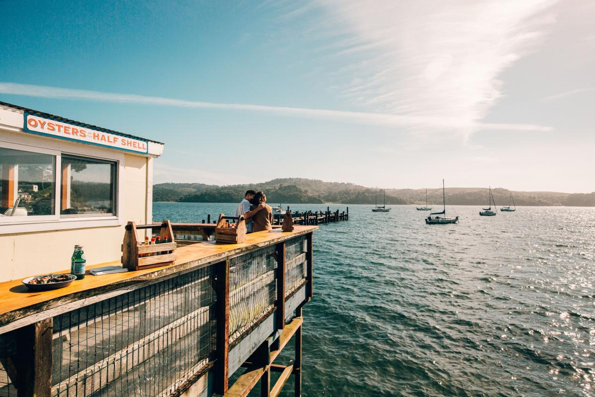The Marshall Store, Tomales Bay