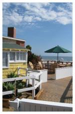 Renting beach cottages