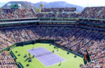 Tennis etiquette at BNP Paribas Open