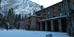 Ahwahnee Winter Events