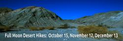 Anza Borrego Springs - Guided Tours, Walks, Hikes and More