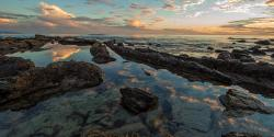Beachside Camping at Crystal Cove State Park