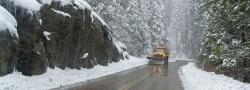 Sequoia & Kings Canyon National Park - Road Conditions