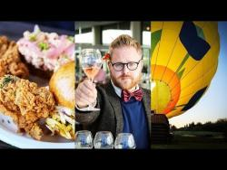 Napa Wine Country's Dreamiest Eats in 60 Seconds