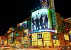 Famous Attractions on Hollywood Boulevard
